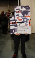 Best Cosplay Ever, MissingNo. by TPJerematic