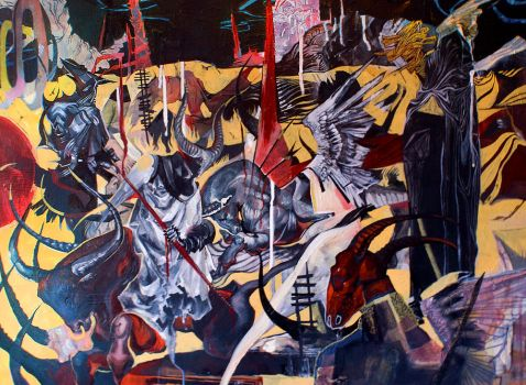 crusades by saprophilous