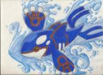 Kyogre by KierstensCreations