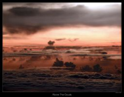 Above The Clouds by Jean31