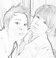 XiuHan [Edit] by JesterliciousPixie