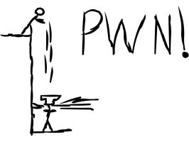 PWN series number 1 by wowhaxer