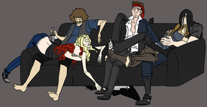 the drunk couch - M by Techh