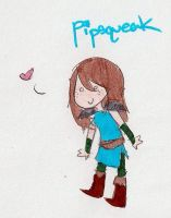 HTTYD OC- Pipsqueak coloured by sailor663