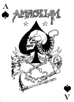 MALFORMA- Ace of Spades by koshii