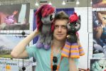 Zis-Zas and two plushes by Wave-Realm