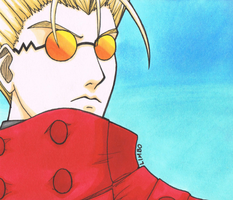 Vash The Stampede by LimboTheLost