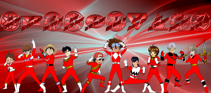 anime forever red for - photo #3