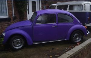 PURPLE VW BUG - For CPC464 by carlos62