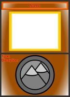 Card Design-Environment Card by Fire-Z