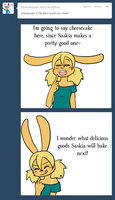 Tumblr: cheesecake or pie? by Sixala