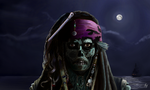 Cursed Jack Sparrow by WeaponX-Art