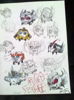 TFPCharms SketchDump by IDSTMessenger