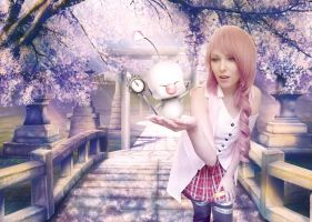 Serah Cosplay by Tifa-Lee