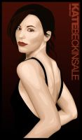 Head Turner - Kate Beckinsale by fragmentx