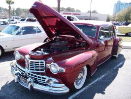 '48 lincoln by DetroitDemigod
