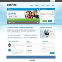 Zimride.com by prkdeviant