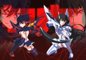 Kill La Kill by zonerix