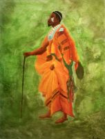 african art 4 by tania4art