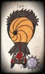 Chibi Tobi by NuclearZombie18