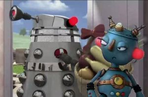 Post Dalek and Sparky 2 by Dalek44