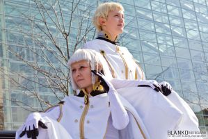 Last Exile: Master and Servant by firewolf826