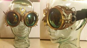 Imperial Glaucus Goggles by xjustinian