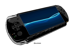 PSP by SLRrazor