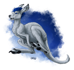 Commission: Rooth'roo by DeyVarah