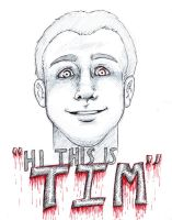 Hi, This is Tim by zombiepencil