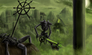 Necrons have arrived... by De-eS