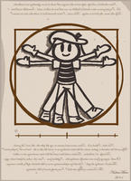 Vitruvian Dom by NuclearMime