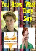 You Know What They Say Book Cover Banner by Sunshine-Girl524