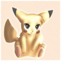 pika x3 by Midna01