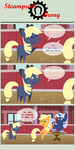 Embarrassing Moment [EN] (Old Mane Style) by Steampunk-Brony