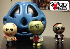 Bobble Budds Zombies! by BobbleBudds
