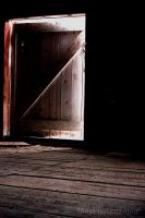 Barn Door II by AKayPhotography