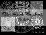 Astrology Brushes set 1 by Lavica-Photoshop
