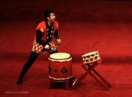 The Japanese Drum Show by REEMA87