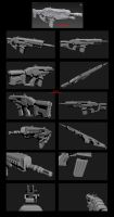 Contention: UNMC M-56 SMG Gen 2 by Malcontent1692