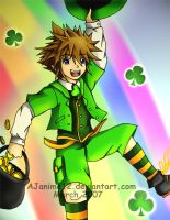 St. Patricks Day by AJanime12