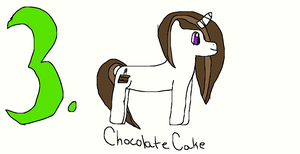 MLP Sweets Adoptables #3 by LeadDragonRider