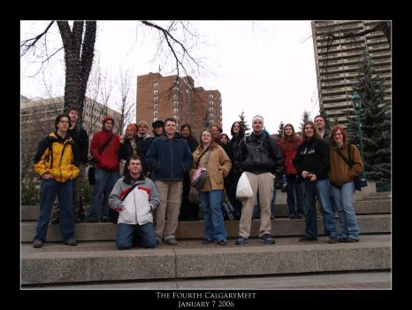 The Fourth CalgaryMeet by CalgaryMeet