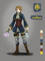 The Order 1886 - female outfit by sunakai