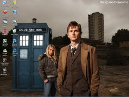 The Doctor... by IceBlossom