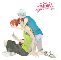 Render Kuroko no Basket by XxAjisai-GraphicxX