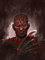 Freddy Krueger by adamgeyer