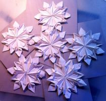 Snowflakes by username19030