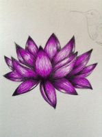 Lotus flower by Greatlygeeky
