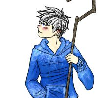 Jack Frost, Rise of the Guardians by SamyXWolf